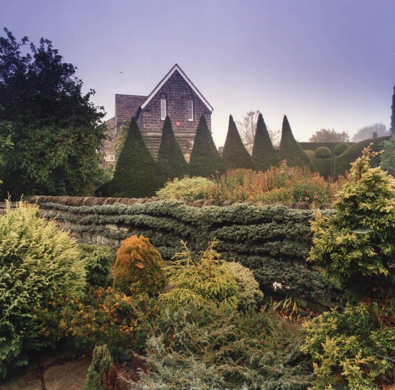 York Gate House and Garden