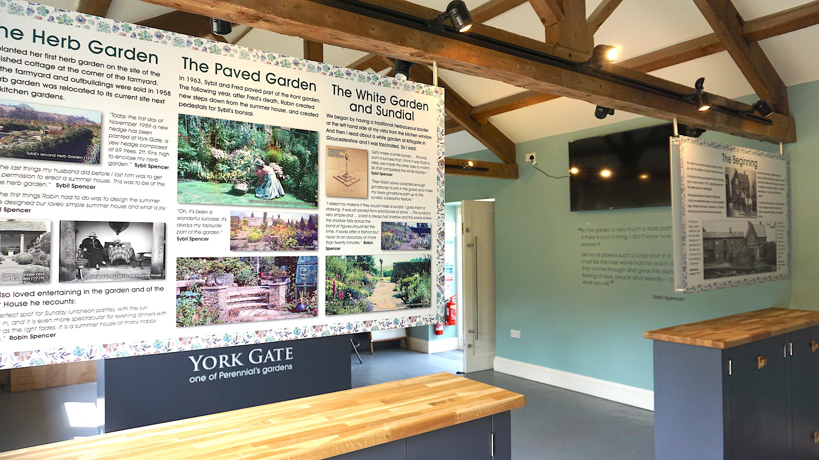 York Gate Heritage Exhibition