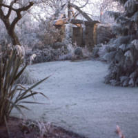 Arbour in Frost - YGA00474<br /><br />
