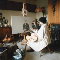 Nicole Milette Painting Sybil Spencer - YGA00157