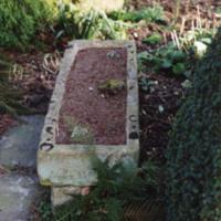 Rectangular Stone Trough - YGA00352