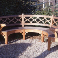 Wooden Seat - YGA00513