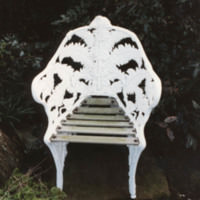 Wrought Iron Armchair - YGA00376