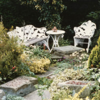 Wrought Iron Furniture - YGA00315