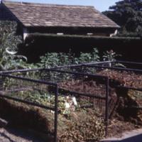 Compost Bays, Kitchen Garden - YGA00519<br /><br />