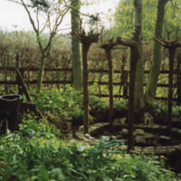 Building of the Root House - YGA00390
