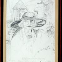 Sketch of Sybil - YGA00925