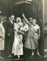 Frederick and Sybil Spencer's Wedding - YGA00025